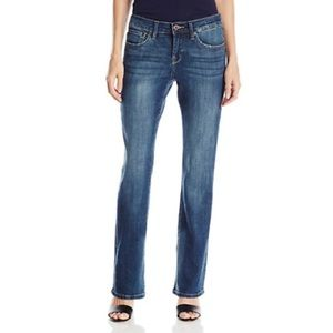Lucky Brand Stretch Easy Rider Bootcut Jeans